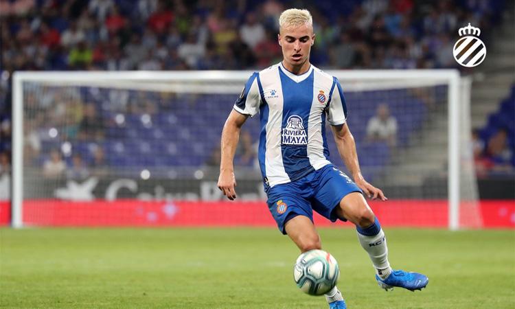 Pedrosa es uno de los nuevos talentos del Espanyol
