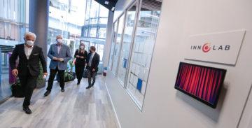 Innolab es una plataforma para ayudar a las empresas de Cornellà a lanzar nuevos productos.