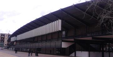 Al antiguo canódromo acoge ahora a empresas punteras como game BCN. - Foto: Wikipedia.