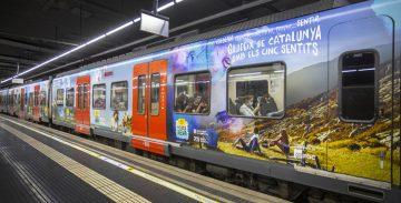 La Generalitat ha lanzado la mayor campaña de la historia para promover el turismo de proximidad.