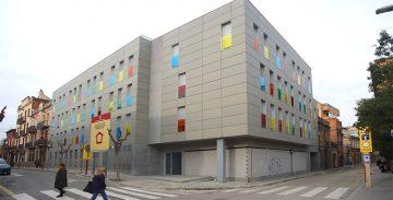 Promoción de vivienda de la Generalitat. Foto: Departament de Territori i Sostenibilitat.