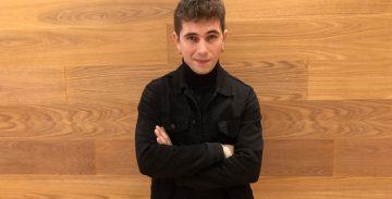 """Guille Ogayar, cantante: """"La música es el primer sector donde no hay que pedir permiso"""""""