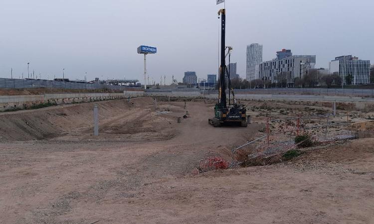 El Hotel Hard Rock Barcelona contribuirá a reactivar económicamente el municipio.