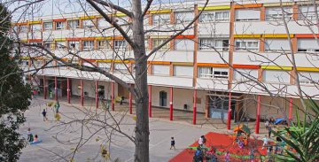 La Pallaresa fue el primer instituto escuela de Santa Coloma, y pronto tendrá compañía.