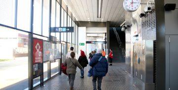 El metro llega, por fin, a la Zona Franca