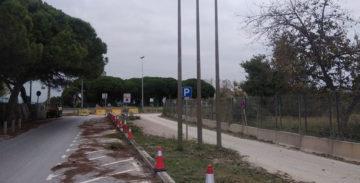Amplia renovación de las playas de la Pineda y la Murtra de Viladecans.