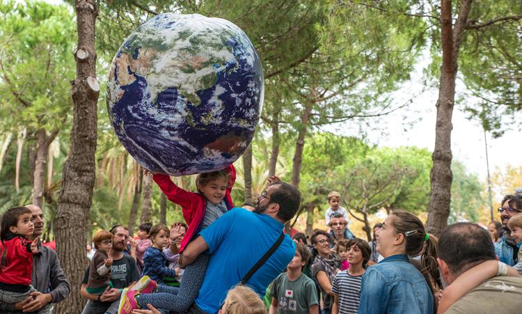 Una imagen de anteriores ediciones del festival. - Planeta Esperanzah ©Violeta Palazón