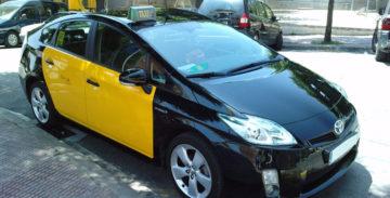 4 de cada 10 taxistas descansarán mientras duren las restricciones