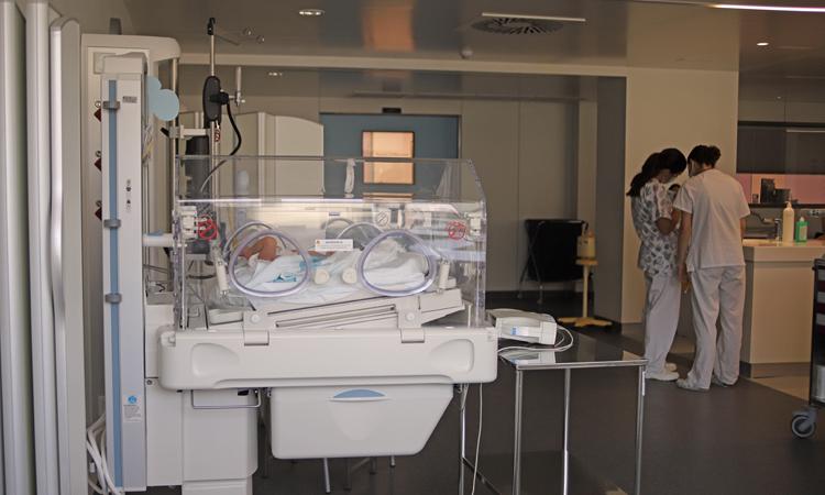 Can Ruti acaba de estrenar las nuevas instalaciones de Neonatal.