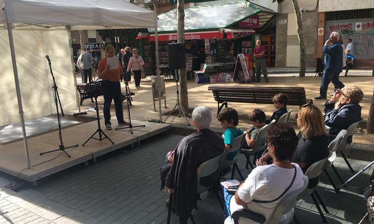 L'Hospitalet acoge el Festival Acròbates y la ruta gastronómica A la tardor, platillos