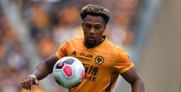 Adama Traoré triunfa ahora en la Premier League. - Foto: Wolverhampton Wanderers