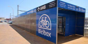 Primer aparcamiento de gran capacidad para bicis