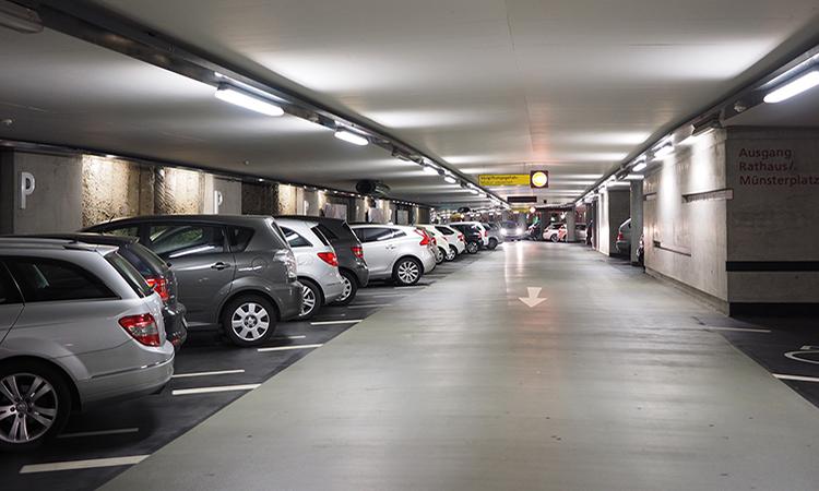 Una pp que nos ayuda a aparcar
