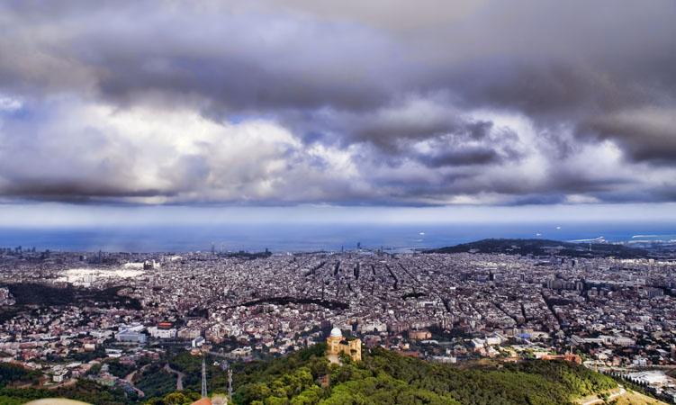 RethinkBCN quiere repensar Barcelona desde el punto de vista del Área Metropolitana.