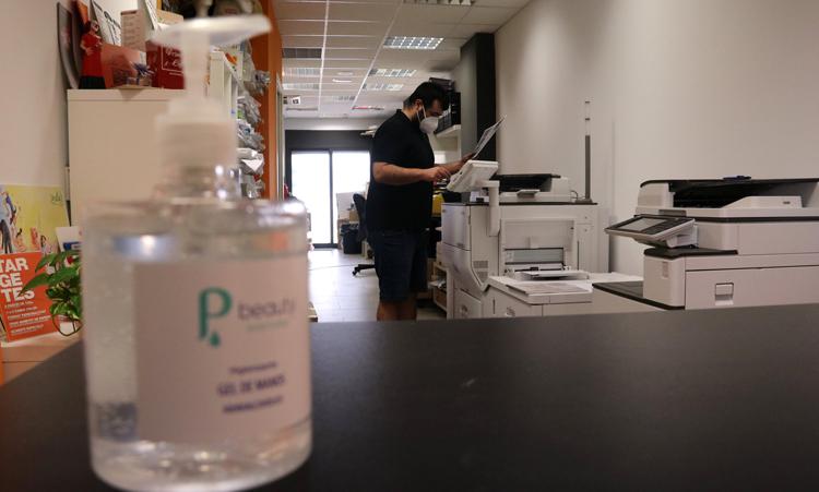 Los autónomos afectados por la pandemia podrán registrarse para acceder a las ayudas.