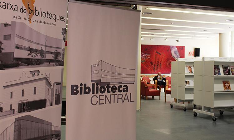 Cada año más de 350.000 personas visitan alguna de las cuatro bibiliotecas de la ciudad