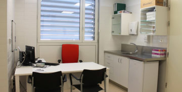 Los Centros de Atención Primaria son vitales para contener el covid-19.