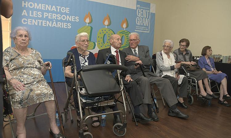 33 residentes cumplen 100 años en 2019