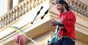 El 11 de julio vuelven las sesiones de circo a Nou Barris.