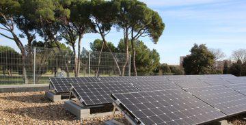 La salud ya funciona con energía renovable
