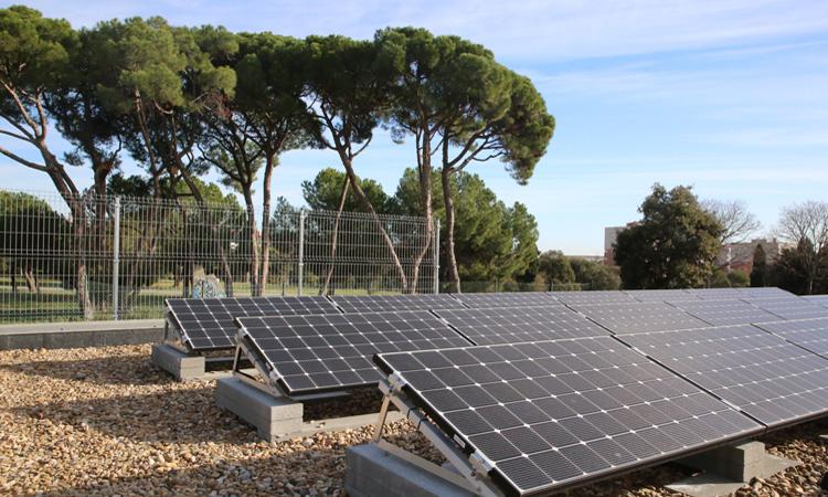Área Metropolitana multiplicará por tres la producción de energía solar