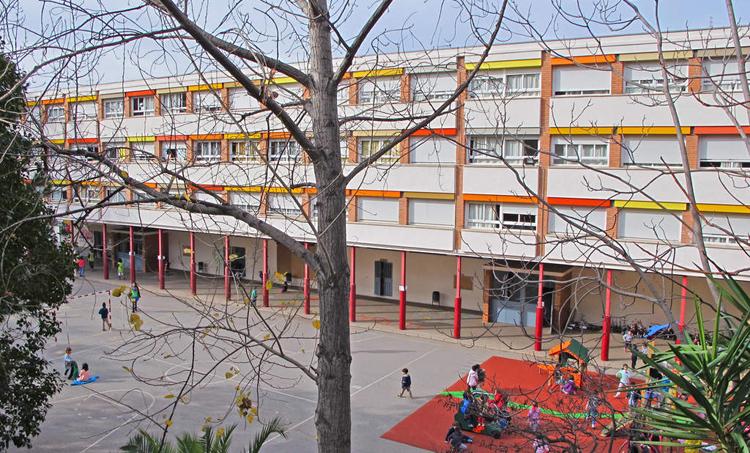 Las escuelas del Área Metropolitana se beneficiarán del plan de choque de la Diputació de Barcelona.