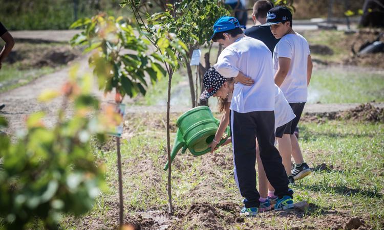 El programa educativo Apropa't al Delta acerca a los alumnos de escuelas e institutos a los espacios naturales