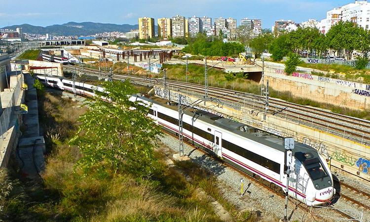 Las obras de la estación de alta velocidad se amplían al barrio