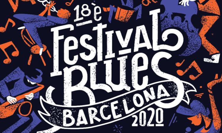 Festival de Blues de Barcelona 2020.