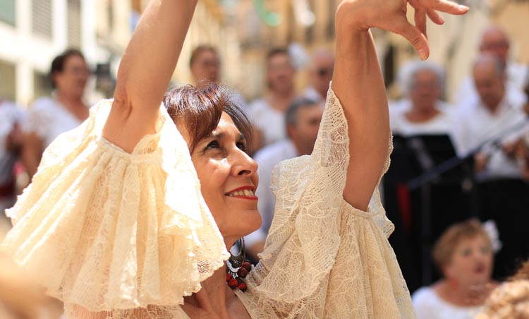 Los mejores innovadores del flamenco actúan en Nou Barris.