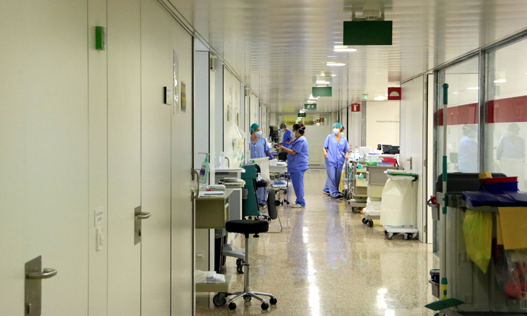 L'Hospitalet trata de especializarse en el sector médico y farmacéutico. - Foto: ACN
