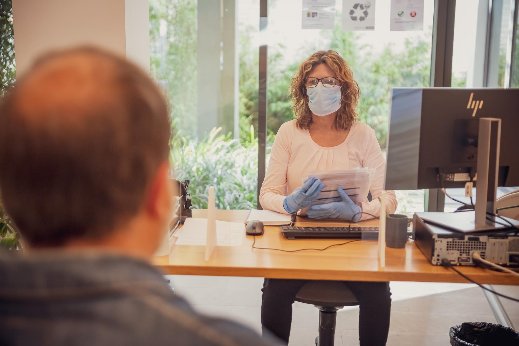La nueva oficina garantiza atención personalizada a los más vulnerables.