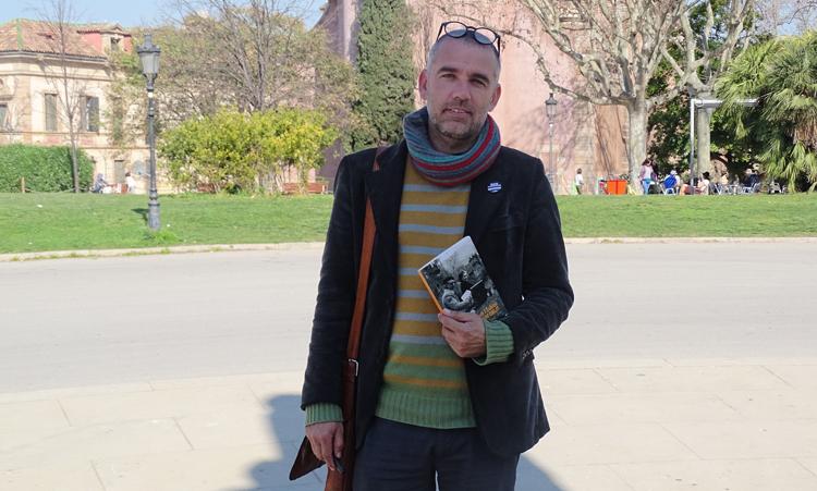 """Jose Luis Muñoz, escritor """"Ahora tenemos una nueva oportunidad para recuperar a Florenci Bosch"""""""