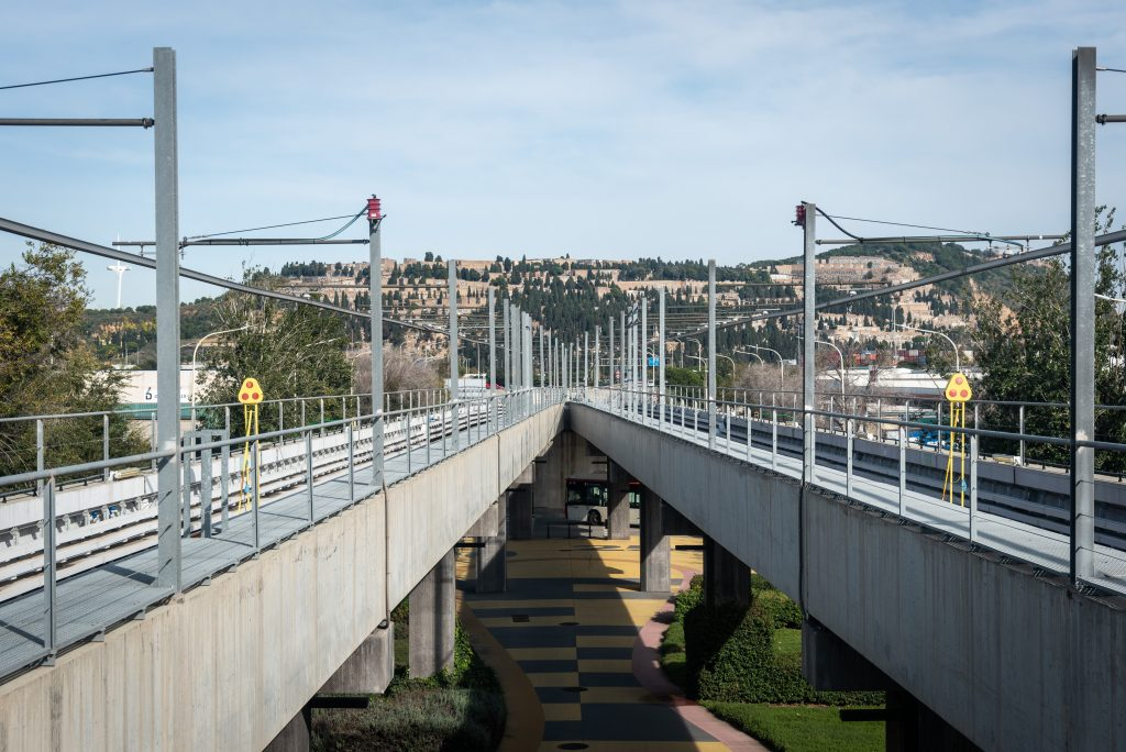 Tres nuevas paradas en la Zona Franca