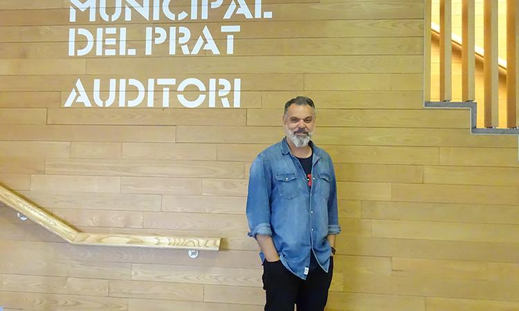 Lolo Herrero, Actor y ganador del Premio Ciutat del Prat