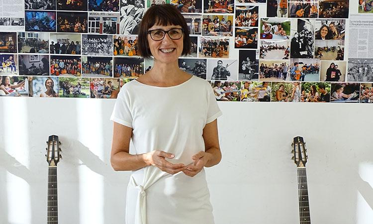Núria Sempere dirigirá la Fundación de la Escuela Superior de Música de Catalunya