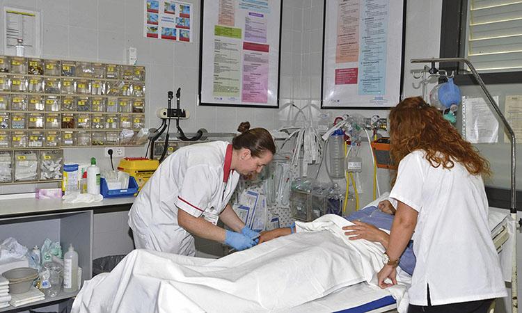 La Generalitat refuerza la atención sanitaria urgente