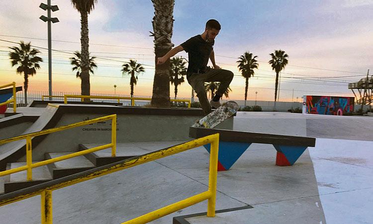 Skate Agora Lab, la universidad de los skaters