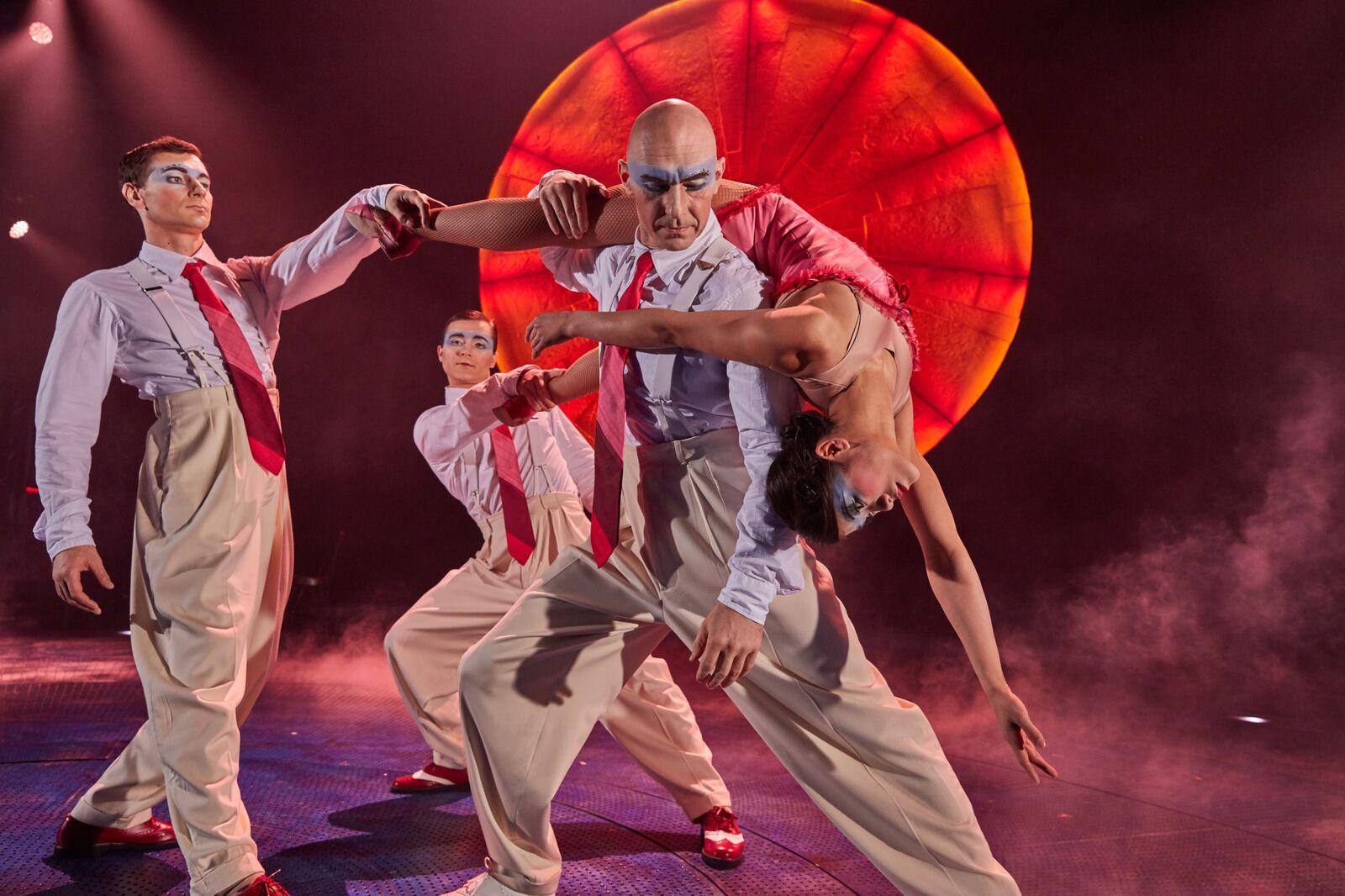 El Cirque du Soleil vuelve a al Distrito Cultural