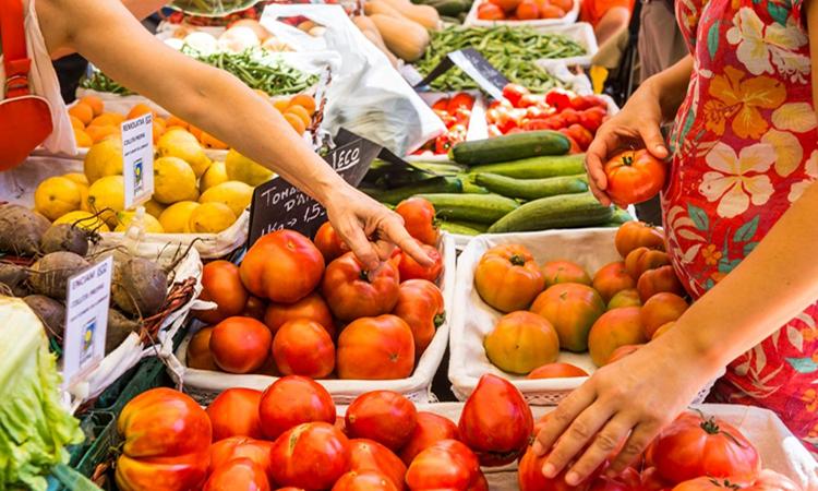 Unió de Pagesos quiere poner en marcha un gran mercado de productos de proximidad