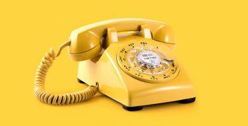 El teléfono de la solidaridad en Badalona