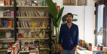 """Ezequiel Naya: """"Hay una gran relación entre Barcelona y la literatura latinoamericana"""""""