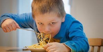 No más niños con obesidad