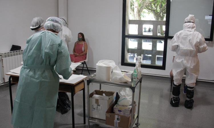 La inversión servirá para reforzar la sanidad pública- Foto: Albert Lijarcio-ACN