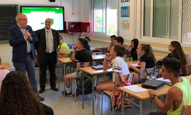 Las escuelas catalanas formarán grupos-clase estables y estancos.