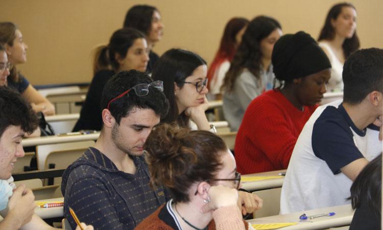 el 94% de los estudiantes ha aprobado las pruebas de acceso a la universidad.