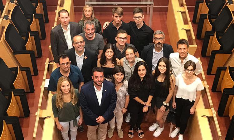 Badalona premia las mejores notas obtenidas por estudiantes de la ciudad