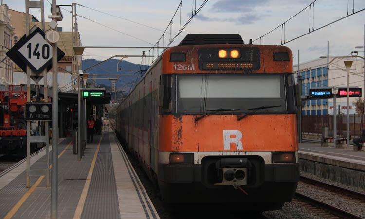 Los trenes de alta velocidad pasarán por la estación de la Sagrera,