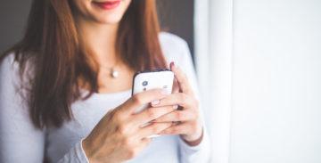 Los mensajes SMS van a ser claves para rastrear los casos de covid-19.