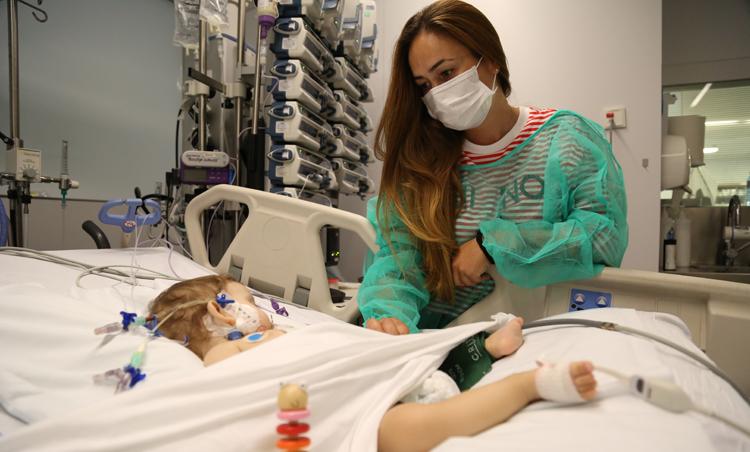 Récord de trasplantes pediátricos en un año